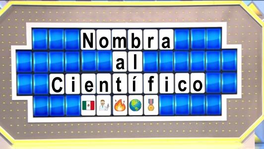 Nombra al Científico que...